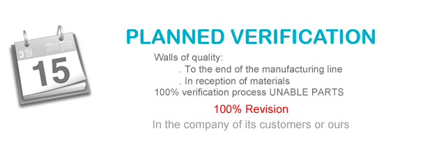 Planned verification
